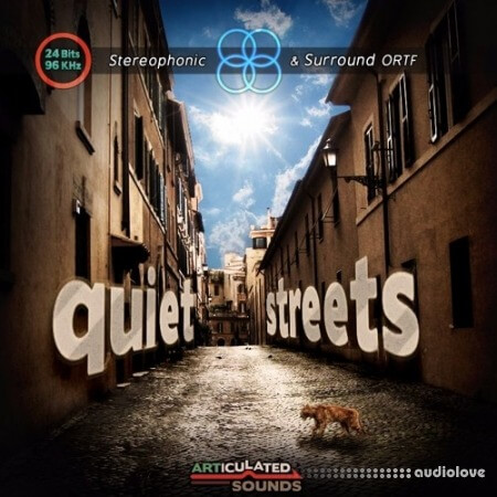 Articulated Sounds Quiet Streets WAV