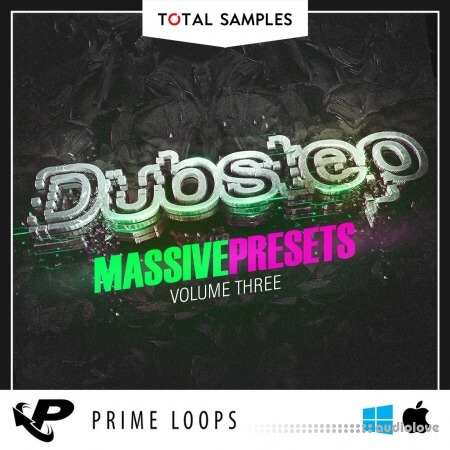 Prime Loops Total Dubstep Vol.3 Massive Presets Synth Presets