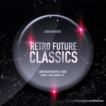 Audio Masters Retro Future Classics WAV MiDi