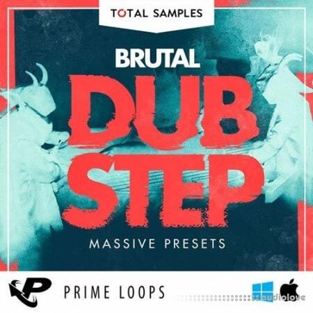 Total Samples Brutal Dubstep Massive Presets Synth Presets