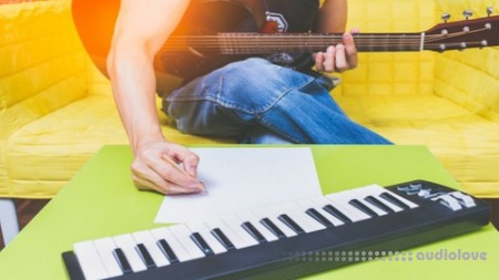 Udemy SONGWRITING SIMPLIFIED Music Theory Melody and Creativity TUTORiAL
