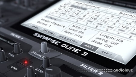 Synapse Audio DUNE 3 v3.0.4 CE WiN