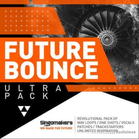 Singomakers Future Bounce Ultra Pack MULTiFORMAT