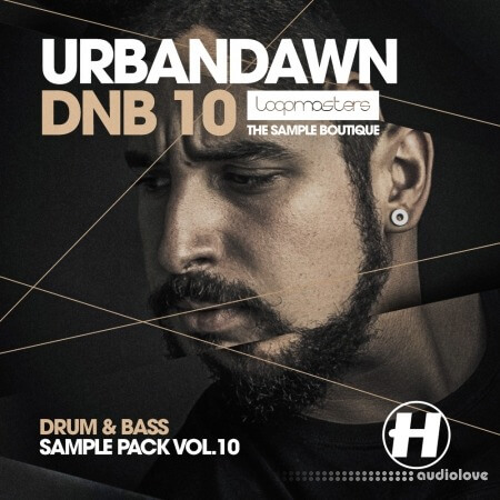 Loopmasters Urbandawn Drum and Bass Vol.10 WAV REX