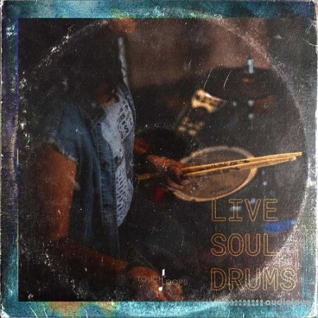 Touch Loops Live Soul Drums WAV