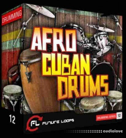 Future Loops Afro Cuban Drums WAV REX