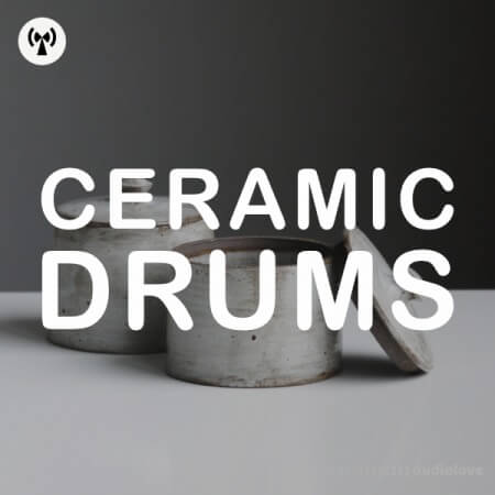 Noiiz Ceramic Drums WAV
