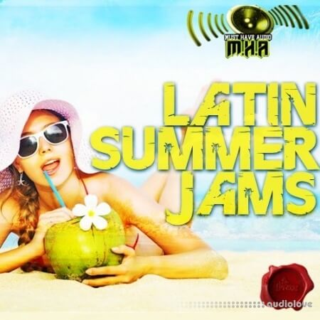 Fox Samples Must Have Audio: Latin Summer Jams WAV MiDi