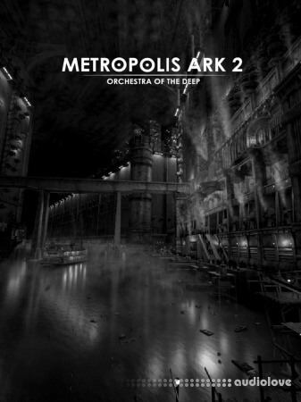 Orchestral Tools METROPOLIS ARK 2 Orchestra of the Deep KONTAKT