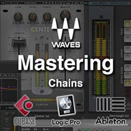 AbletonTemplates Universal Waves Mastering Chains DAW Presets
