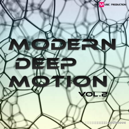Lite Music Production Modern Deep Motion Volume 2 WAV MiDi Synth Presets