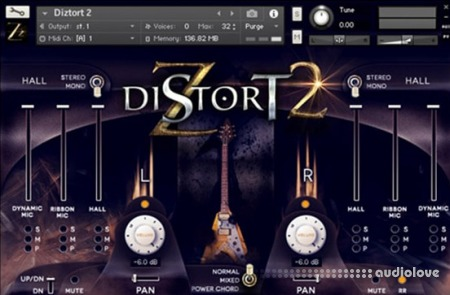 Strezov Sampling DISTORT 1 and 2 KONTAKT