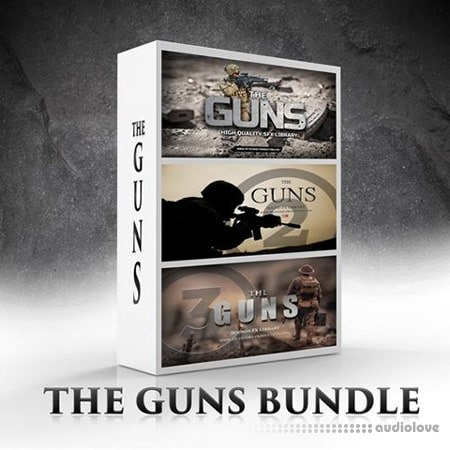 TH Studio Production The Guns Bundle