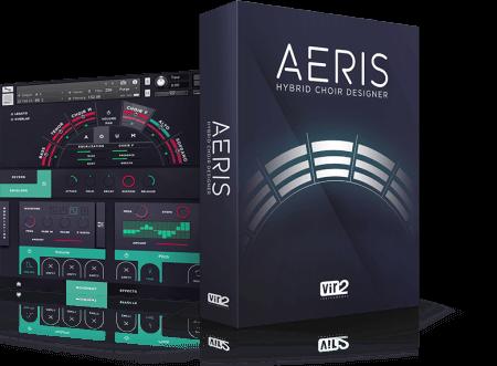 Vir2 Instruments Aeris Hybrid Choir Designer KONTAKT