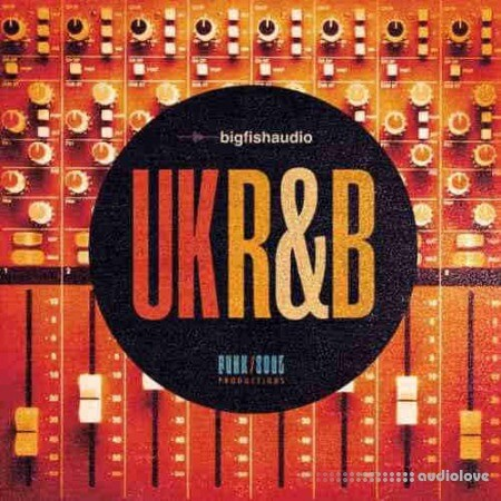 Funk Soul Productions UK RnB MULTiFORMAT