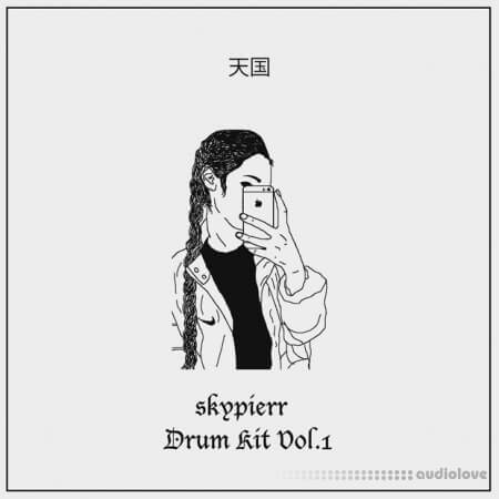 Skypierr Drum kit Vol.1 WAV