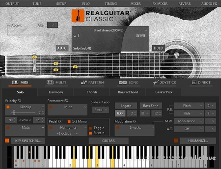 MusicLab RealStrat v5.0.0.7420 WiN MacOSX