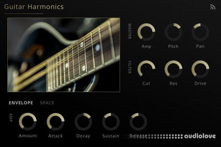 Noiiz Guitar Harmonics for Noiiz Player