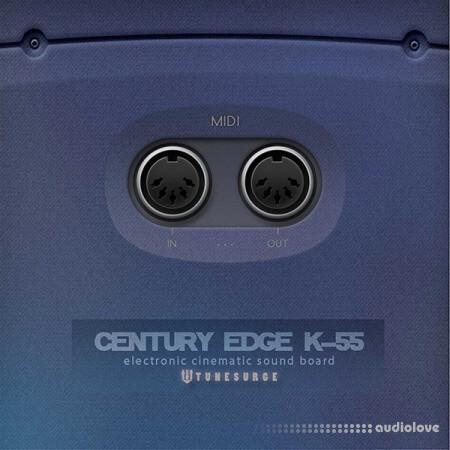 Tunesurge Century Edge K-55 KONTAKT