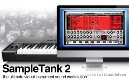 SampleTank Instrument Expansion Platinum SampleTank