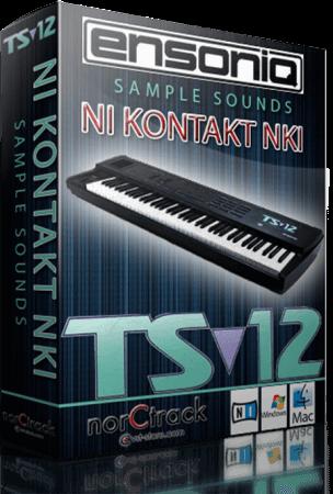 norCTrack Ensoniq TS 12 KONTAKT