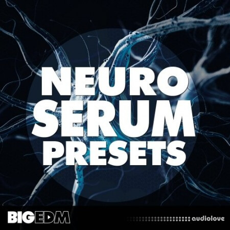 Big EDM Neuro Serum Presets Synth Presets