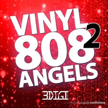 Big Citi Loops Vinyl 808 Angels 2 WAV