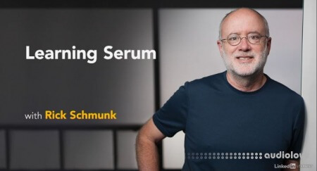 Lynda Learning Serum TUTORiAL