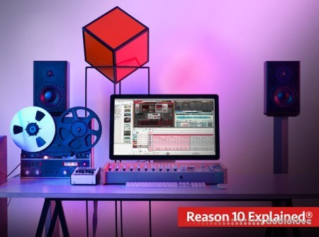 Groove3 Reason 10 Explained TUTORiAL