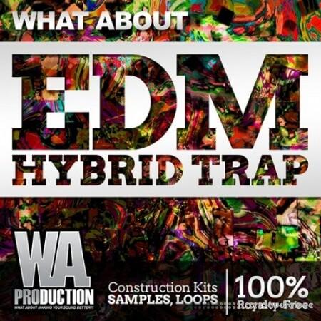 WA Production What About EDM Hybrid Trap WAV MiDi