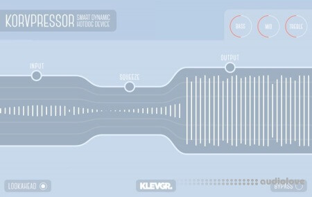 Klevgrand Korvpressor v1.0.0 WiN MacOSX