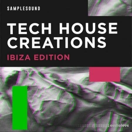 Samplesound Tech House Creations Ibiza Edition WAV