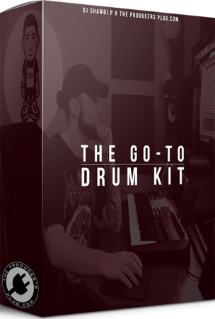 DJ Shawdi P The Go-To Drum Kit