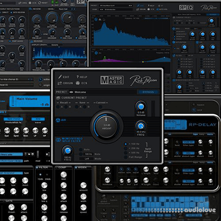 RPCX Rob Papen Effects Bundle 2018.12 CE WiN