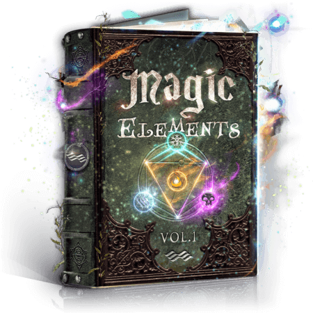 Articulated Sounds Magic Elements Volume 1 WAV