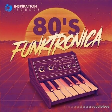 Inspiration Sounds 80s Funktronica WAV REX