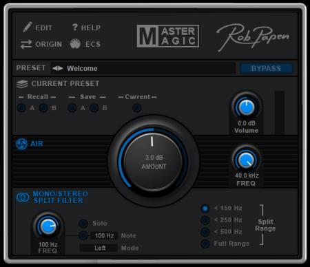 Rob Papen MasterMagic v1.0.0c CE / v1.0.0c WiN MacOSX