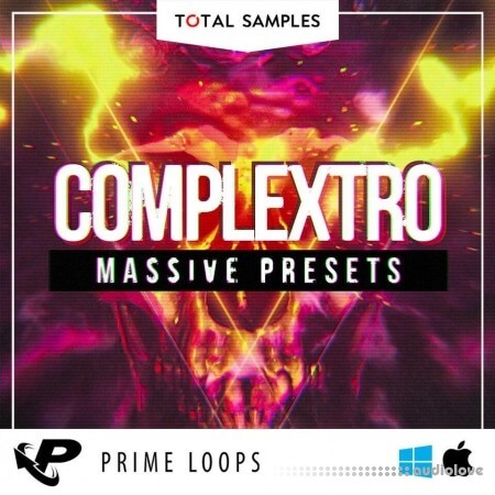 Prime Loops Total Complextro Synth Presets