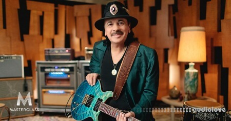 MasterClass Carlos Santana Teaches The Art And Soul Of Guitar TUTORiAL