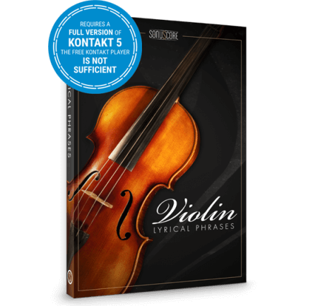 Sonuscore Lyrical Violin Phrases KONTAKT