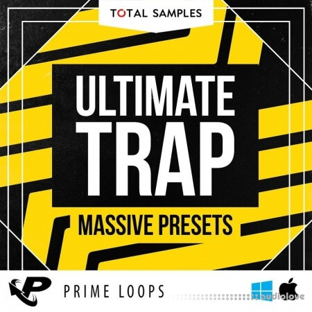 Total Samples Ultimate Trap Synth Presets