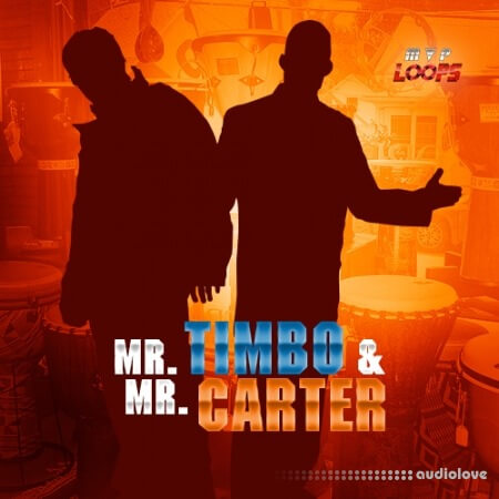 MVP Loops Mr. Timbo Mr. Carter WAV MiDi