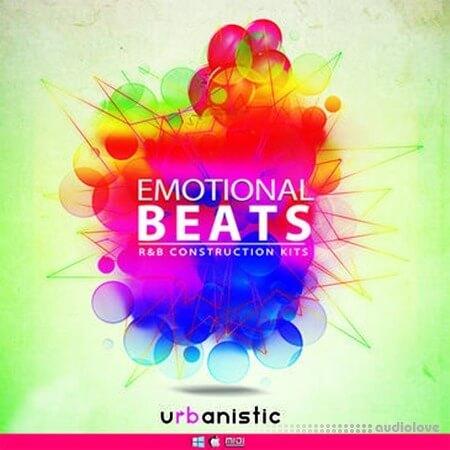 Urbanistic Emotional Beats WAV MiDi AiFF
