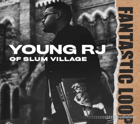 Splice Fantastic Loops Young RJ of Slum Village WAV