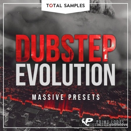 Total Samples Dubstep Evolution