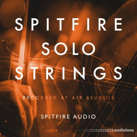 Spitfire Audio Solo Strings KONTAKT