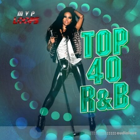 MVP Loops Top 40 RnB ACiD WAV REX AiFF