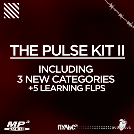 The Pulse Kit 2 WAV DAW Templates