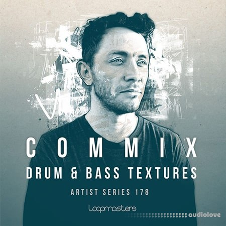 Loopmasters Commix Drum and Bass Textures MULTiFORMAT