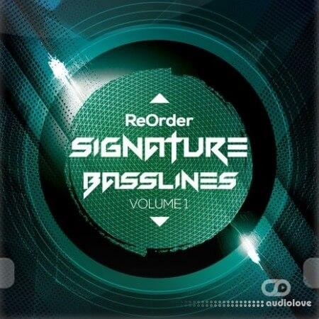 Myloops ReOrder Signature Basslines Vol.1 MULTiFORMAT